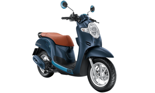 SCOOPY 110 THAI 2020