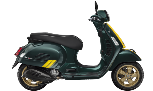 VESPA GTS 150 SUPER RACING SIXTIES