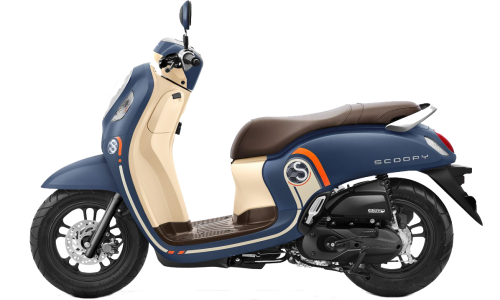 SCOOPY INDO 2021